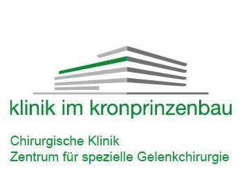 Logo Firma Klinik und Praxis im Kronprinzenbau in Reutlingen