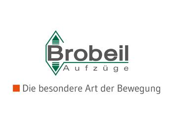 Logo Firma Brobeil Aufzüge GmbH & Co. KG in Reutlingen