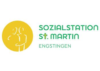 Logo Firma Sozialstation St. Martin Engstingen in Pfronstetten